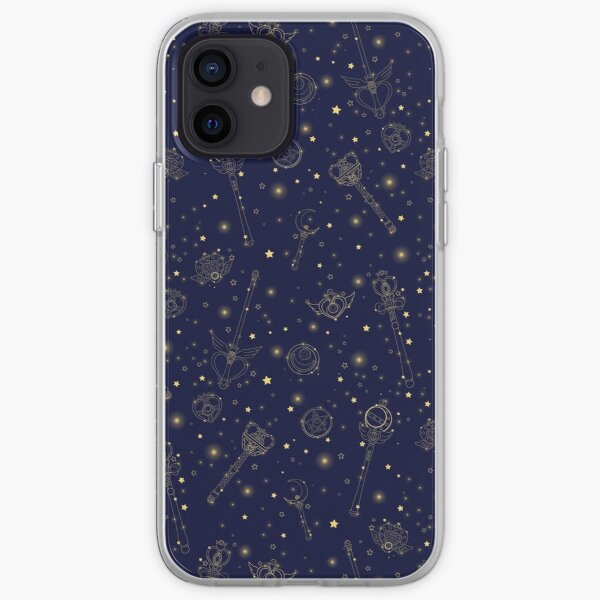 Sailor Moon Constellation iPhone Soft Case