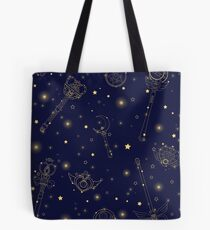 Sailor Moon Konstellation Tote Bag