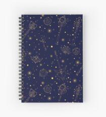 Sailor Moon Constellation Spiral Notebook