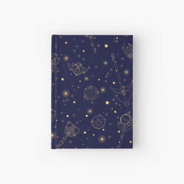 Sailor Moon Constellation Hardcover Journal