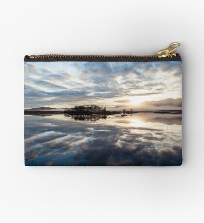 Explosion In A Cloud Factory Zipper Pouch