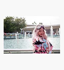 Usagi Iruma Cosplay Photographic Print
