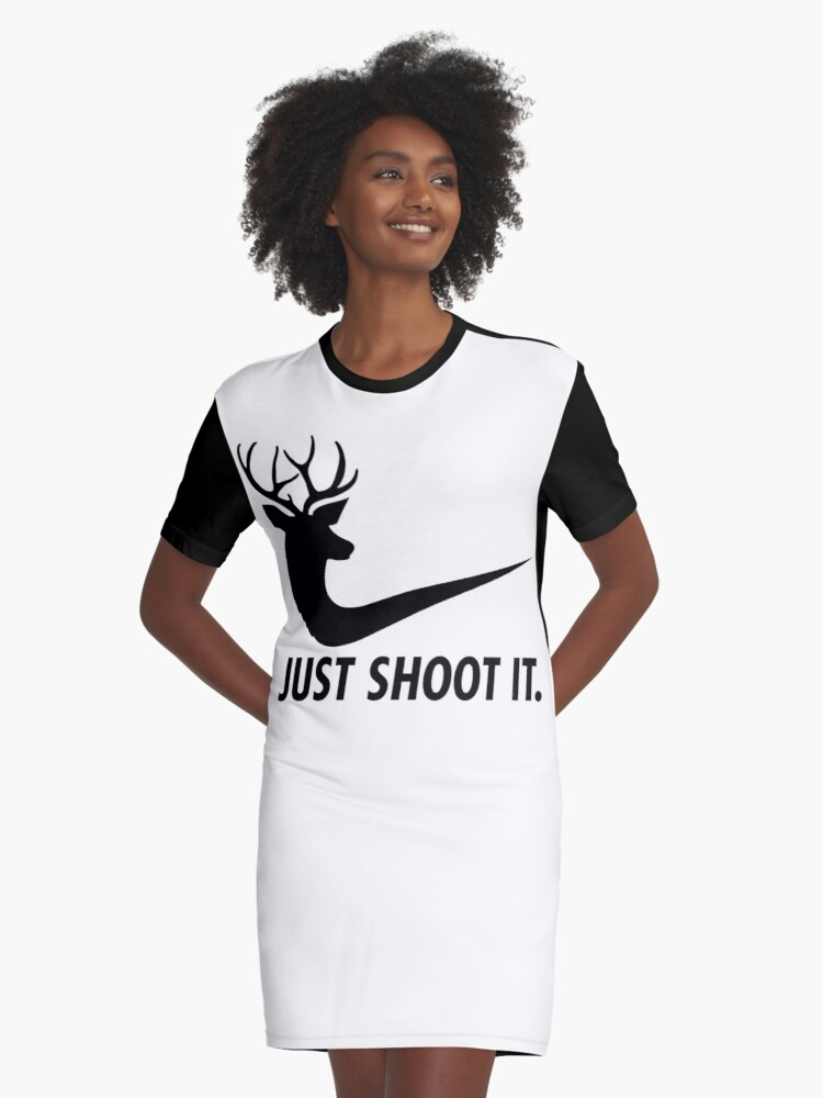 a5456113 ust Shoot It Funny Hunting Nike Deer Fashion