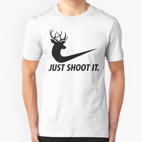 I LIKE BIG BUCKS Long Sleeve T-Shirt Deer Hunting Gun Just shoot it Gift Dad