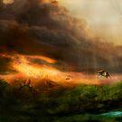 Flee by Anna Legault