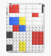 Mondrian Toy Bricks iPad Case/Skin