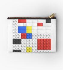 Mondrian Toy Bricks Studio Pouch