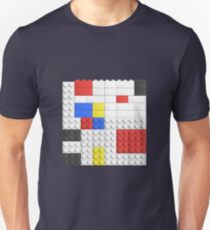 Mondrian Toy Bricks T-Shirt