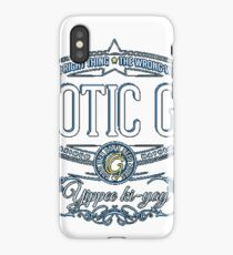 Chaotic Good iPhone Case