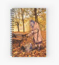 Small World Spiral Notebook