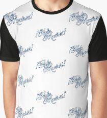 Hala Madrid ! Graphic T-Shirt