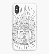 Chaotic Evil iPhone Case