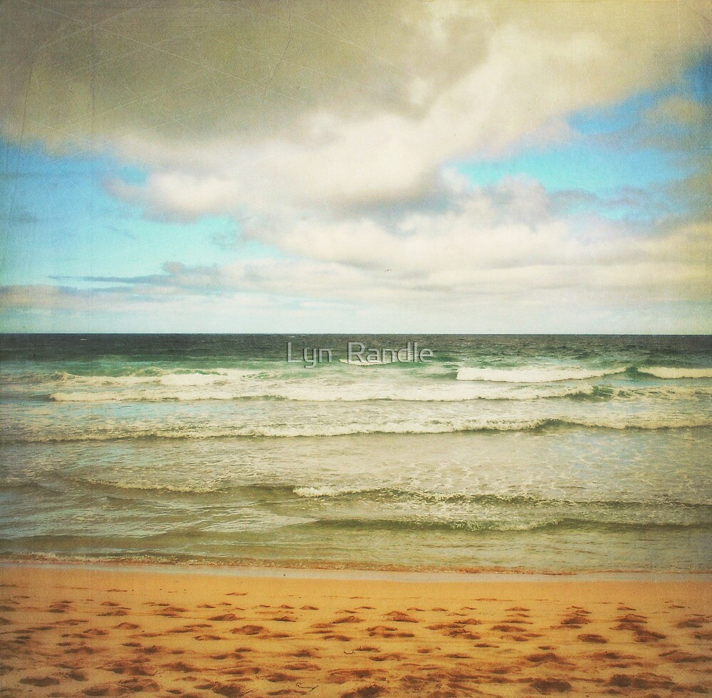 Porthminster Beach by Lyn  Randle