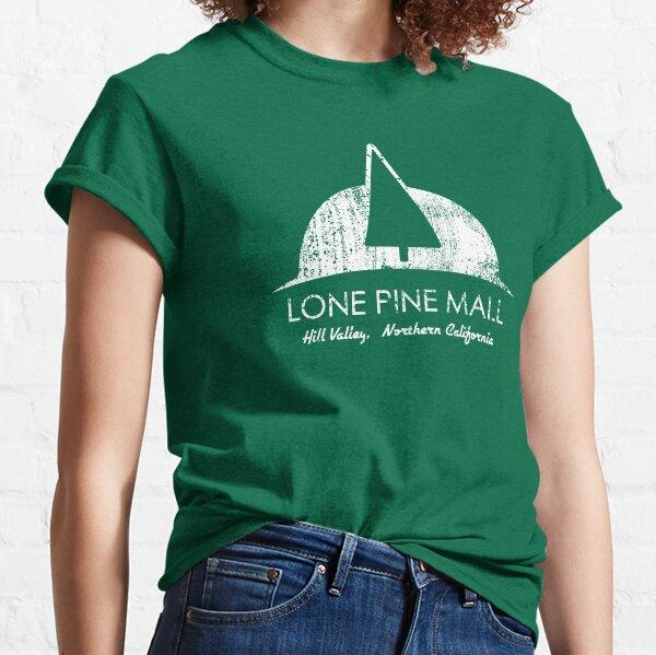 Lone Pine Mall - Distressed Classic T-Shirt