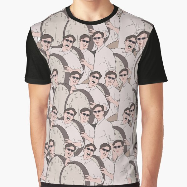 IT'S TIME TO STOP  Graphic T-Shirt