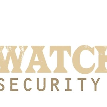 Watchgate Security Services by bluedog725