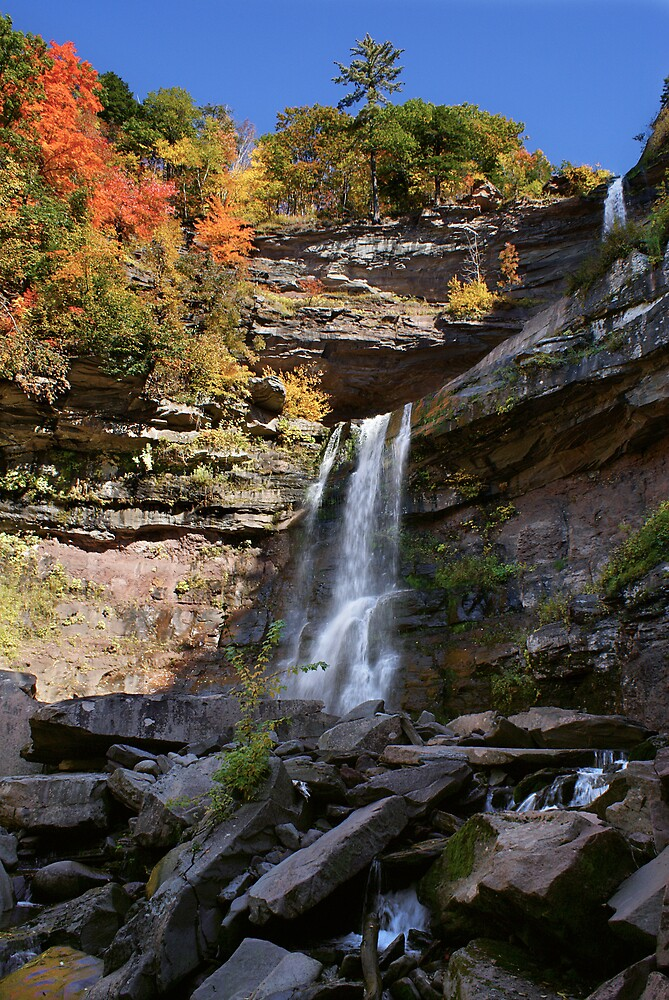 Kaaterskill Autumn by Marc Payne Photography