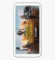 Funda/vinilo para Samsung Galaxy PUBG Launch 1.0