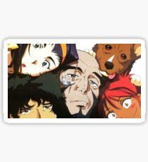 Bebop Crew Sticker