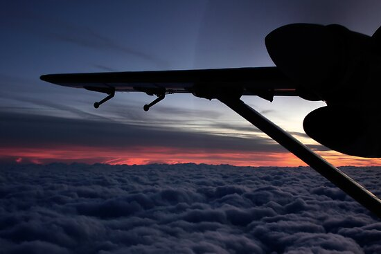 Arkansas Sunset by Marc Payne Photography