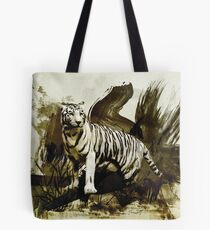 Abstract painting 02 Tote Bag