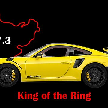 King of the Ring by ShiftShirts