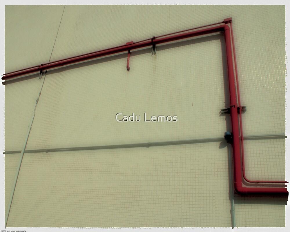 strange element by Cadu Lemos