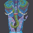 Elephant Totem  by Jezhawk
