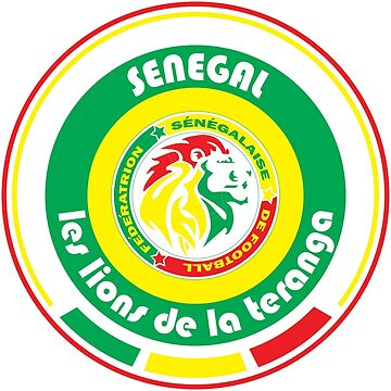Football - Team Senegal by madeofthoughts