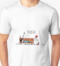 Sleepy Kale Unisex T-Shirt