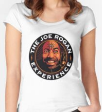 The Joe Rogan Experience Women's Fitted Scoop T-Shirt