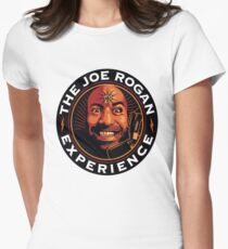 The Joe Rogan Experience Women's Fitted T-Shirt