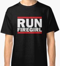 Hunger Games - Run Firegirl Classic T-Shirt