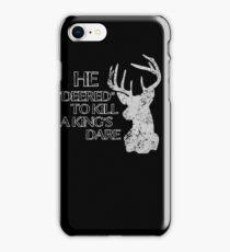 Dare Me iPhone Case/Skin