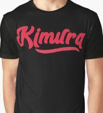 BJJ Kimura BJJ Hug Brazilian Jiu-Jitsu MMA Grappling Graphic T-Shirt