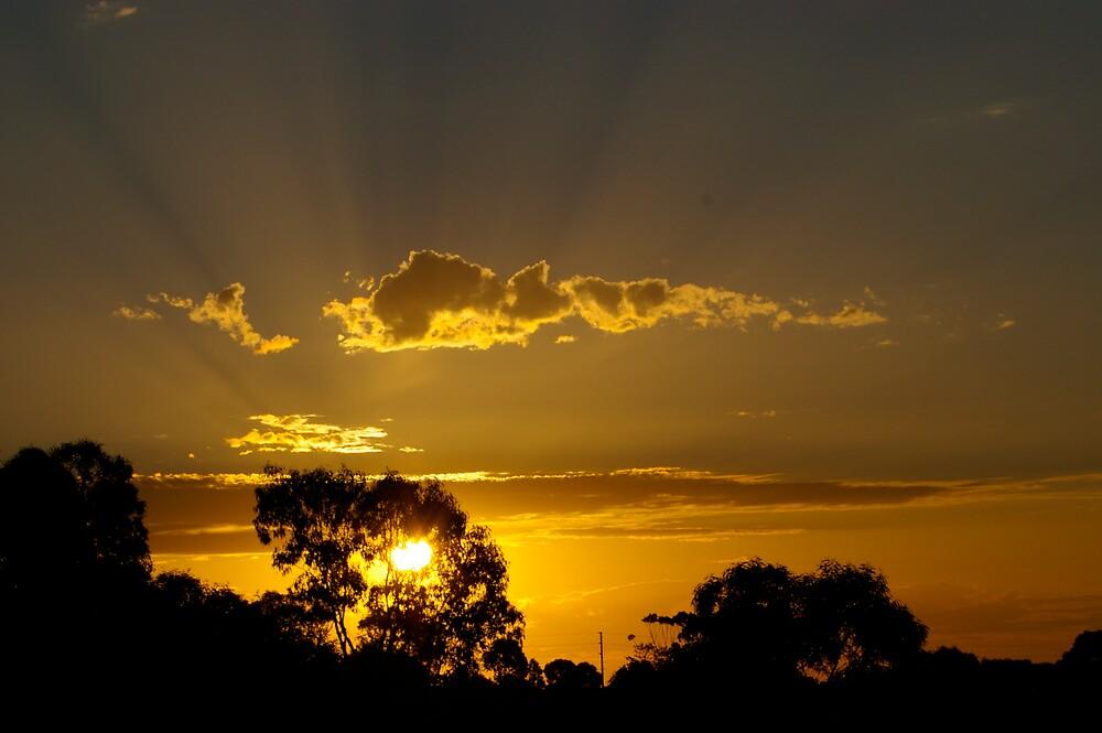 Sunset by janfoster