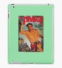 Doc Savage / 326071 iPad Case/Skin