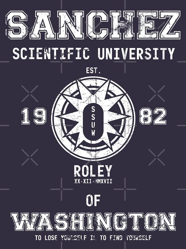 Sanchez University by RoleyShop