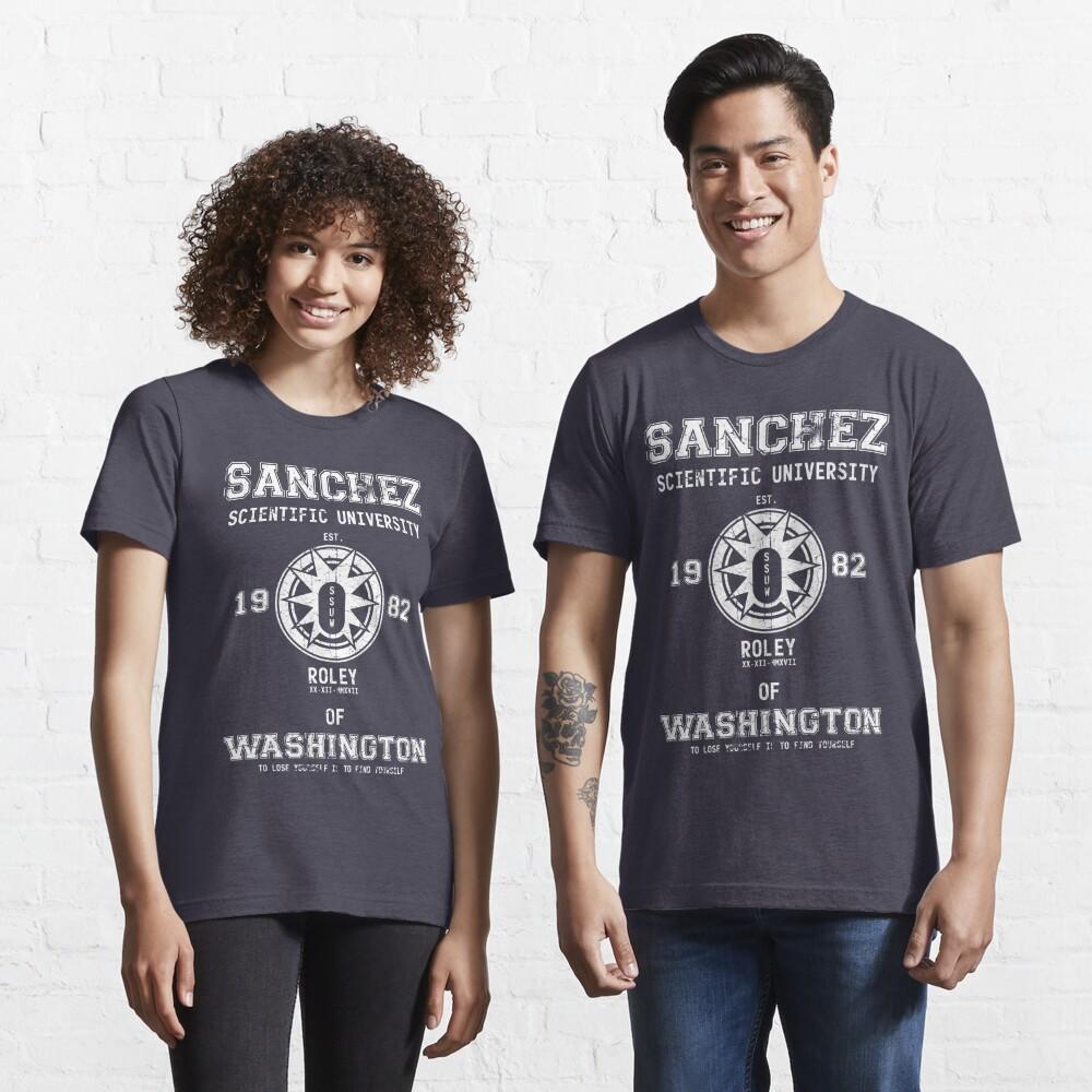 Sanchez University Essential T-Shirt