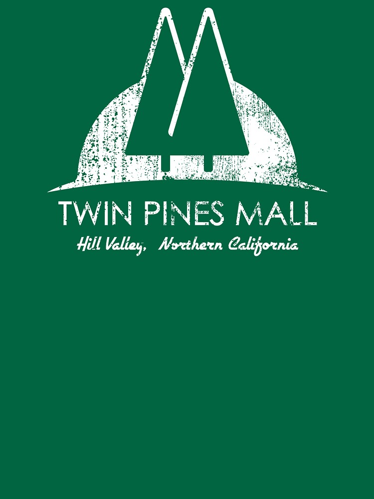 Twin Pines Mall - Distressed by hoboballan