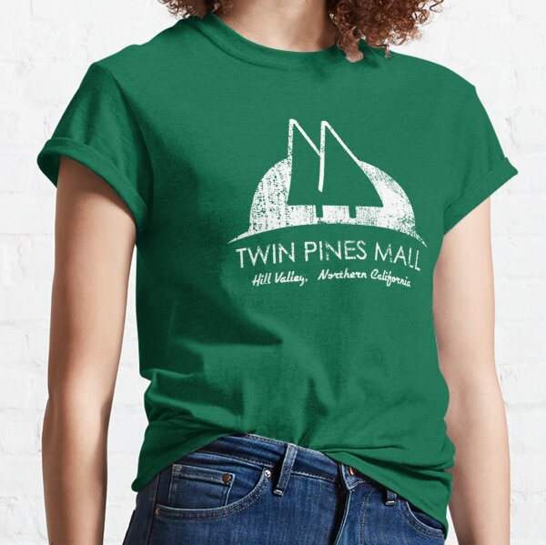 Twin Pines Mall - Distressed Classic T-Shirt