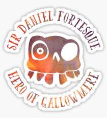 Hero of Gallowmere Sticker
