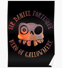 Hero of Gallowmere Poster