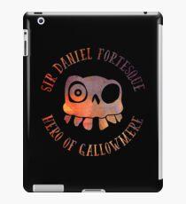 Hero of Gallowmere iPad Case/Skin