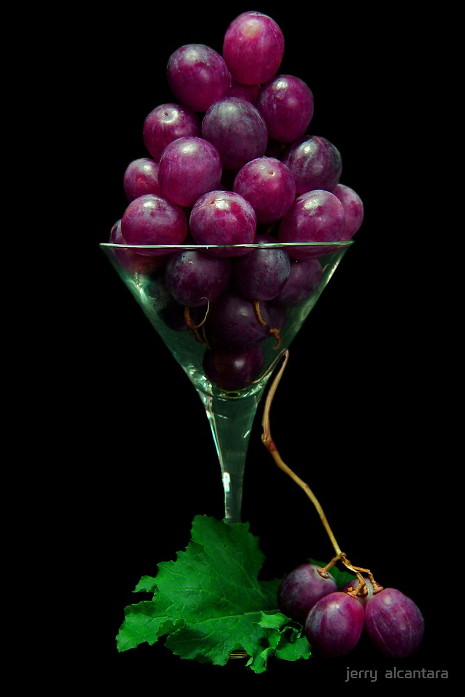 Grape Juice by jerry  alcantara