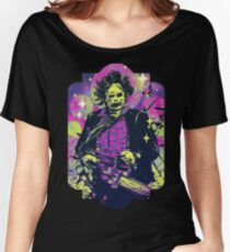 Leatherface  Women's Relaxed Fit T-Shirt