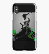 Zoro iPhone Case