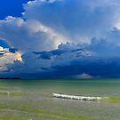 LIDO BEACH, Sarasota, FL. by Daniel Sorine
