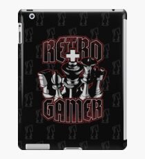 Chess Retro Gamer iPad Case/Skin