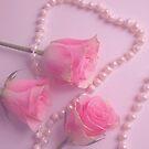 Pearls And Roses by hurmerinta